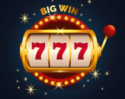 Spilleautomater 777 big win